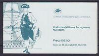 Portugal MH 1 ** Markenheftchen, Booklet, postfrisch MNH