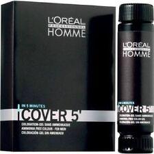 coloration cheveux sans amoniaque cover 5' gel l'oréal professionnel 50ml