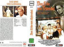 (VHS) Das Erbe von Björndal - Joachim Hansen -  Heimatfilm  (1960)