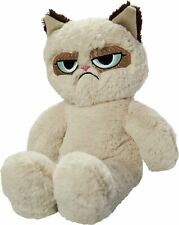 Grumpy Cat Dog Toy Floppy Plush Cat 37cm Soft Play Toys BN