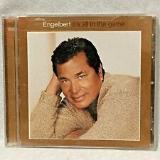 Its All in the Game Engelbert Vocal CD Brand New