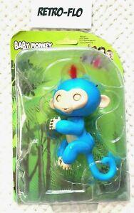 Finger Monkey Bébé Singe Ouistiti - Jouet Interactif pour enfants WowWee NEUF