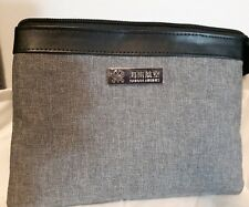 HAINAN AIRLINES BVLGARI first class business EMPTY amenity bag cosmetic case
