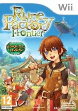 Rune Factory Frontier (Wii) - Game  4MVG The Cheap Fast Free Post