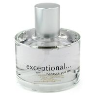 Exceptional Parfums Exceptional-because You Are Eau De Parfum Spray 100ml Womens