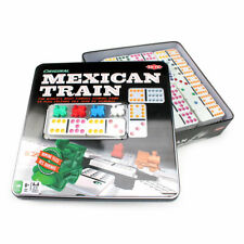 Mexican Train Game - Build a chain to make your train! Combines luck & strategy