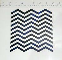 Angelo Badalamenti Twin Peaks LP VINYL Death Waltz Recording Company 2016 NEW