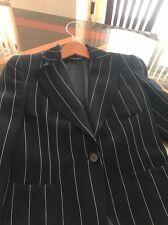 Ralph Lauren Blue Label Ladies Striped Blazer (2)
