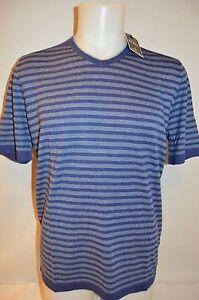 AGAVE Man's MODAL Blend V-Neck KNIT T-shirt NEW Size X-Large  Retail $130