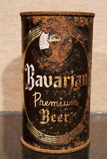 * Usbc 35-6 1950S Bavarian Flat Top Beer Can Mount Carbon Brewing Pottsville Pa