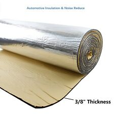 Sound Deadening Heat Shield Insulation Car Noise Proofing Material 30