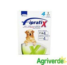 Fipratix Spot On Per Cani 20 - 40 Kg Contro Pulci E Zecche Flebotomi E Zanzare