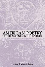 American Poetry of the Seventeenth Century (2001, Paperback, Reprint)