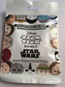Star Wars - Tsum Tsum Mystery Pin Pack - Series 3 Pin 126926