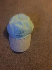 Timberland Boys Mint Green/grey Baseball Cap Hat