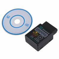 Wireless Bluetooth ELM327 OBD2 Car Scanner Android Torque OBD Auto Scan Tool Bh