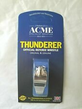 Acme Thunderer Official Referee Whistle 60.5     - Free Shipping -