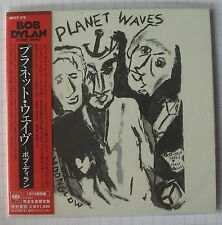 Bob Dylan-Planet Waves JAPAN MINI LP CD NUOVO mhcp - 376