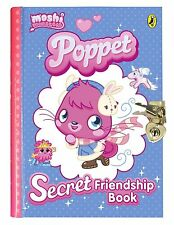 Moshi Monsters: Poppet: Secret Friendship Book (Hardback)