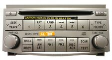 TOYOTA Avalon AM FM Satellite Radio 6 Disc Changer MP3 CD Player A51851 OEM