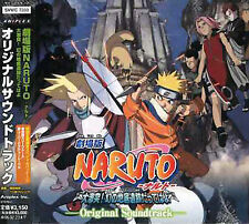 ORIGINAL SOUNDTRACK - NARUTO DAIGEKITOTSU! MAB NEW CD