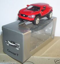 NOREV 3 INCHES 1/54 VW VOLKSWAGEN CONCEPT T 241 CV 230 KM/H ROUGE IN BOX b
