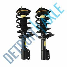 2 Front Strut w/ Springs Pair for 1999-2003 2004 Pontiac Montana 2005 No SV6