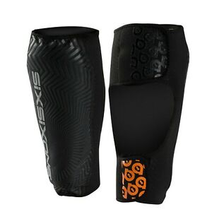 MTB Guards Comp AM Shin Knee Black M,L,XL sixsixone.