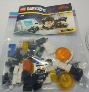 LEGO Dimensions Mission Impossible Level Pack 71248 Ethan hunt