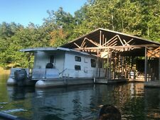 House Boat Playbuoy 40Ft 150 Hp Mercury Mariner - Beaver Lake, Arkansas