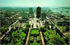 Baton Rouge LA Southview State Capitol Postcard unused (16793)