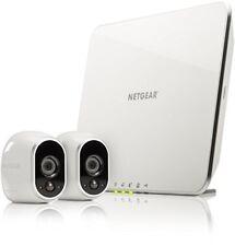 BRAND NEW ARLO SMART HOME - 2 HD SECURITY CAMERA KIT NETGEAR VMS3230-100EUS