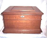REGINA OLYMPIA CRITERION OR ? BOX FOR RESTORATION OR PARTS