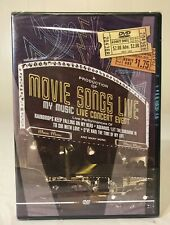 DVD - Movie Songs Live: Performances of Hollywood Classics Host: Robert Osbourne