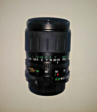 Vivitar 28-80mm/f3.5-5.6 Macro 1.4x Lens for Pentax KA/Ricoh (BRAND NEW!)