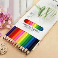 24/36/48pcs Water Soluble Water Colors Wooden Pencil Painting Drawing-Sketch