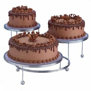 Wilton 'N More 3 Tiered Party Stand Decoration Presentation Wedding Celebrations