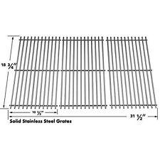 SS cooking grid for Kitchenaid 720-0709C, Bbqtek GSC3219TA,GSS3219A grill models