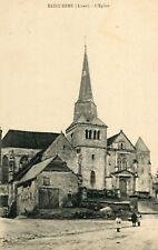Carte SAINT ERME OUTRE ET RAMECOURT L'église