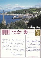 1994 ROTHESAY BAY ROTHESAY ARGYLE & BUTE COLOUR POSTCARD