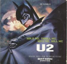 U2 - Hold Me, Thrill Me, Kiss Me, Kill Me 1995 USA CD single