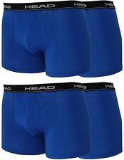 4er Pack Head Herren Boxershorts Unterwäsche XL/7 blau