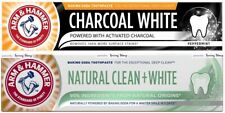 Arm & Hammer NATURAL Clean/Activated Charcoal Whitening Deep Clean ™ Toothpaste