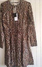 £35 New Michael Kors Ladies Leopard Design Dress Size UK  S & £4 Post