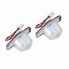 2pcs LED License Number Plate Lights Lamp Honda CRV FRV Insight Jazz Odyssey