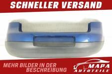 VW Golf 5 V 1K Bj. 2003-2008 Stoßstange Hinten mit Spoiler Original LC5J Blau