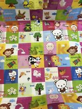 Nwp Children's Activity/Play/Learning Mat 69� x 78� Double-Sided & Easy To Clean