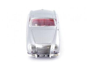 Autocult ATC02023 - Triumph Tr - X Grigio - Grande Bretagna - 1950 1/43