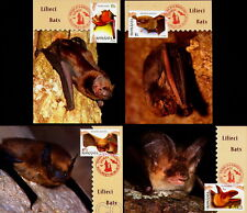 2016 Bats,Fledermaus,Chauve-souris,Pipistrello,DRACULA,Romania,M.7123,maxi cards