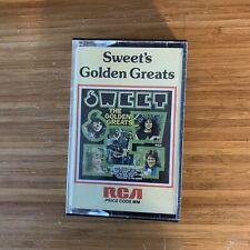 Sweets Golden Greats Sweet Cassette